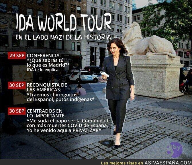 922874 - IDA WORLD TOUR