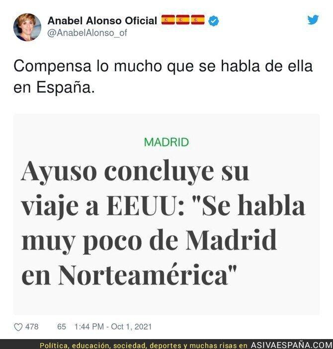 923366 - No saben dónde está España, van a saber dónde está Madrid