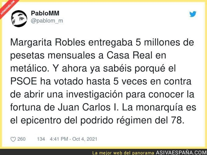 926141 - ¿A qué están esperando para investigar a Margarita Robles?