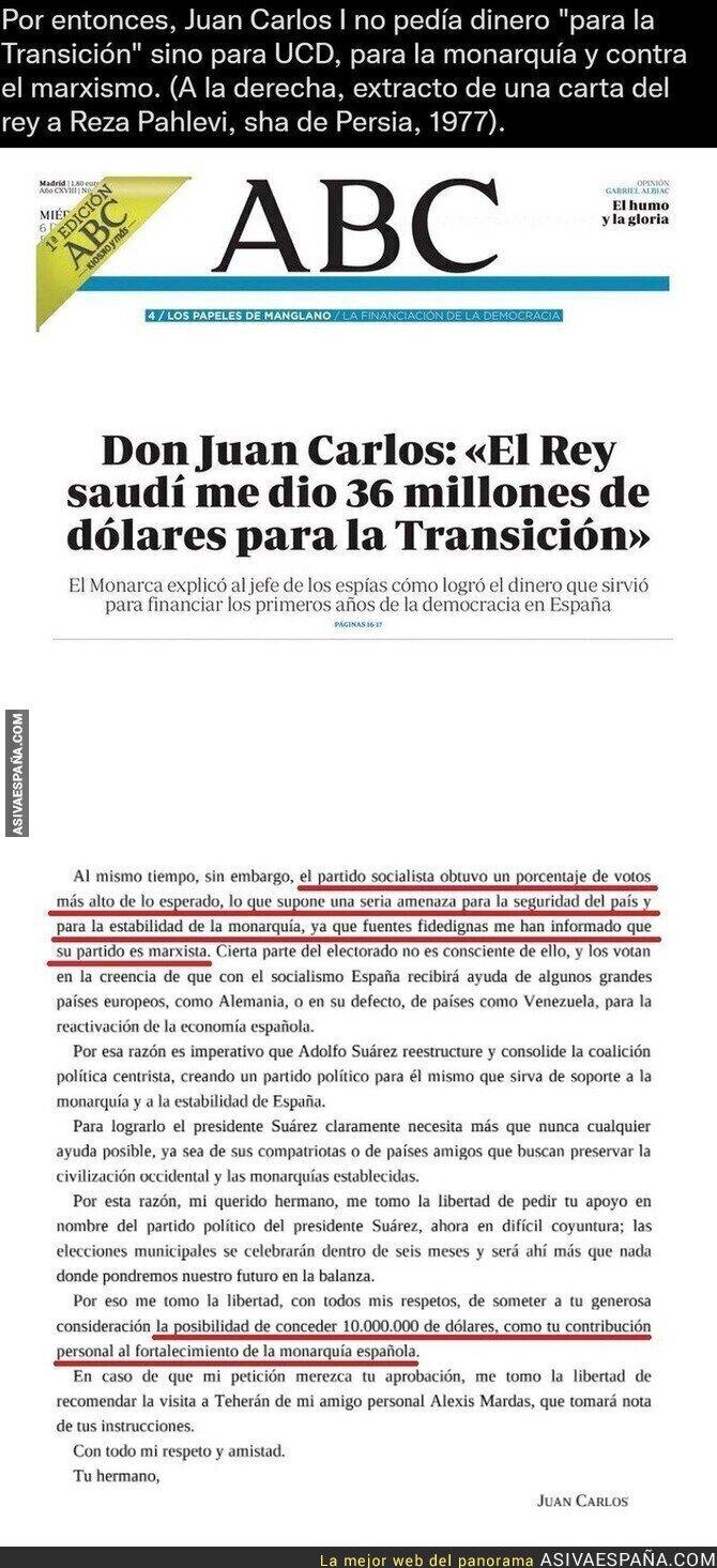 928014 - La monarquía española debería estar enterrada para siempre con estas informaciones