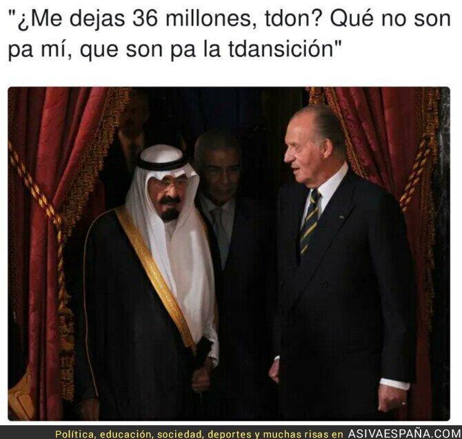 929070 - La forma de gobernar de Juan Carlos I