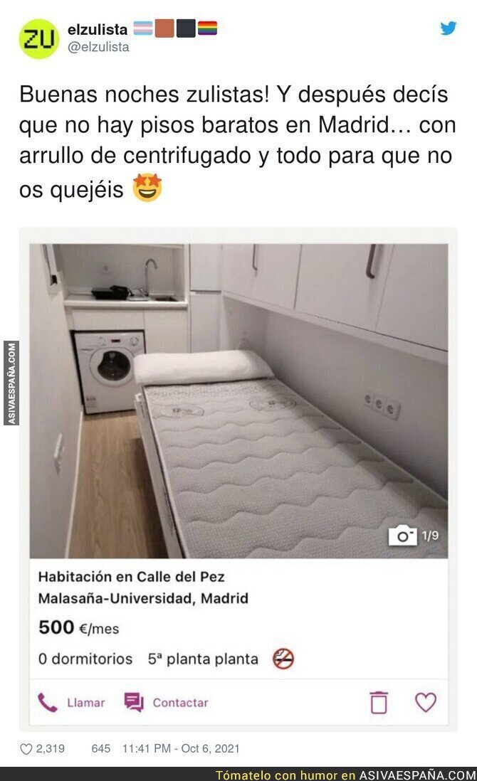 929547 - Así da gusto vivir en Madrid