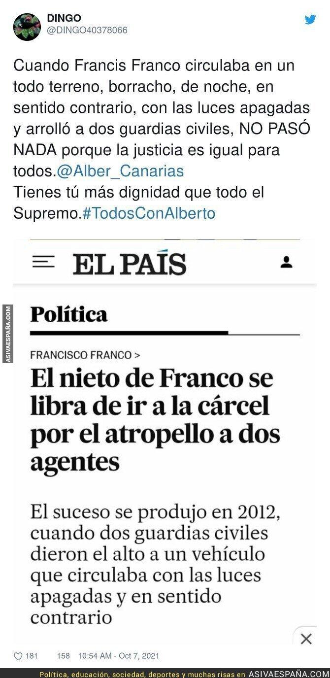 929804 - Así está la justicia por España según quien haga algo