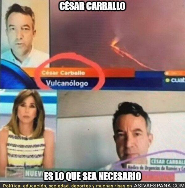 930437 - Todo un experto este César Carballo