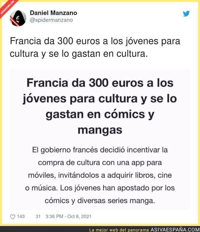 930936 - Vamos a prepararnos para lo que dirán en España con los 400€