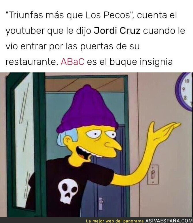 932446 - La frase de Jordi Cruz a Ibai Llanos
