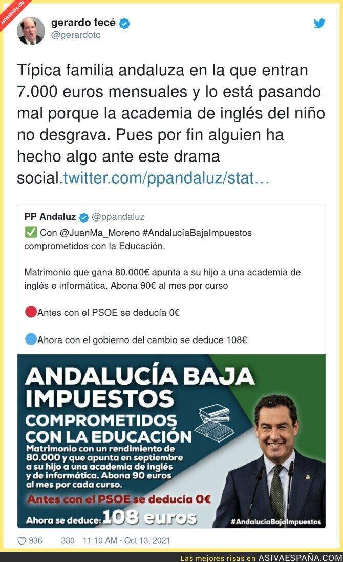 934600 - Menudo sufrimiento hay en Andalucía