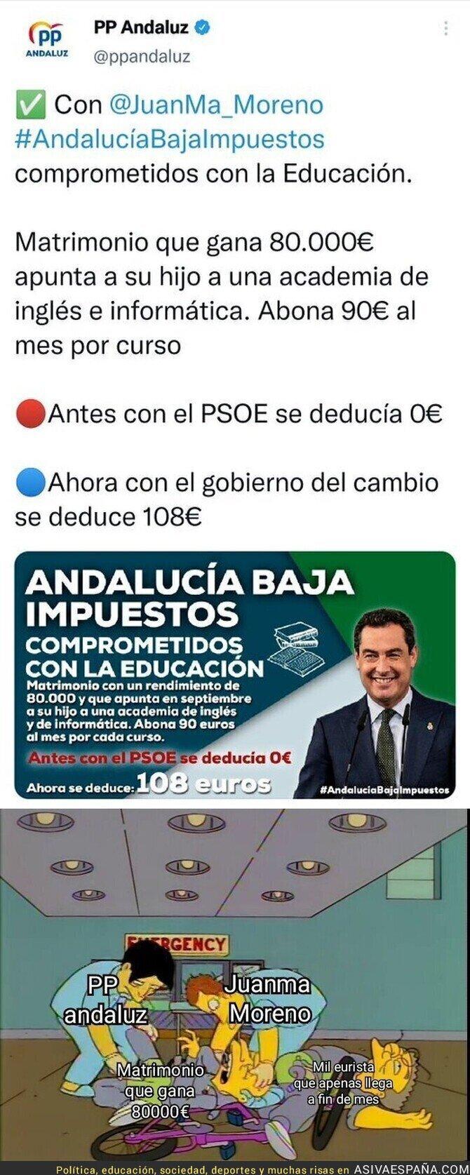 934759 - Así son las políticas de Juanma Moreno