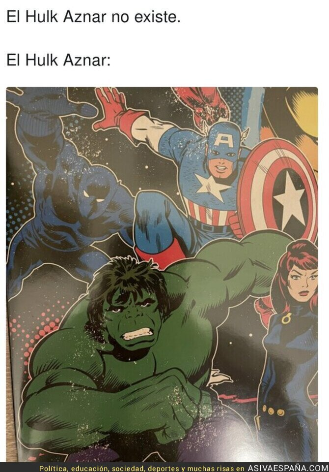 937402 - No volveré a ver a Hulk de la misma forma