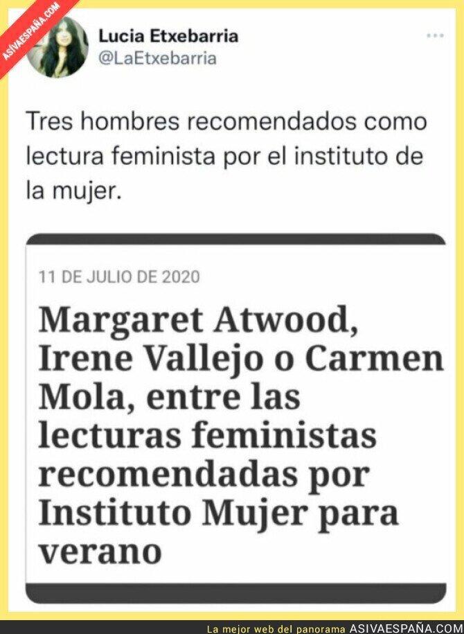 938048 - Cuando lees con ideología de género y no por género literario