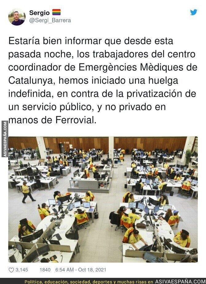 940516 - En que manos están en Catalunya... ¡ánimo!