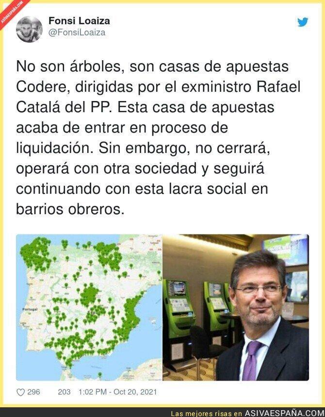 941700 - El gran negocio de Rafael Catalá