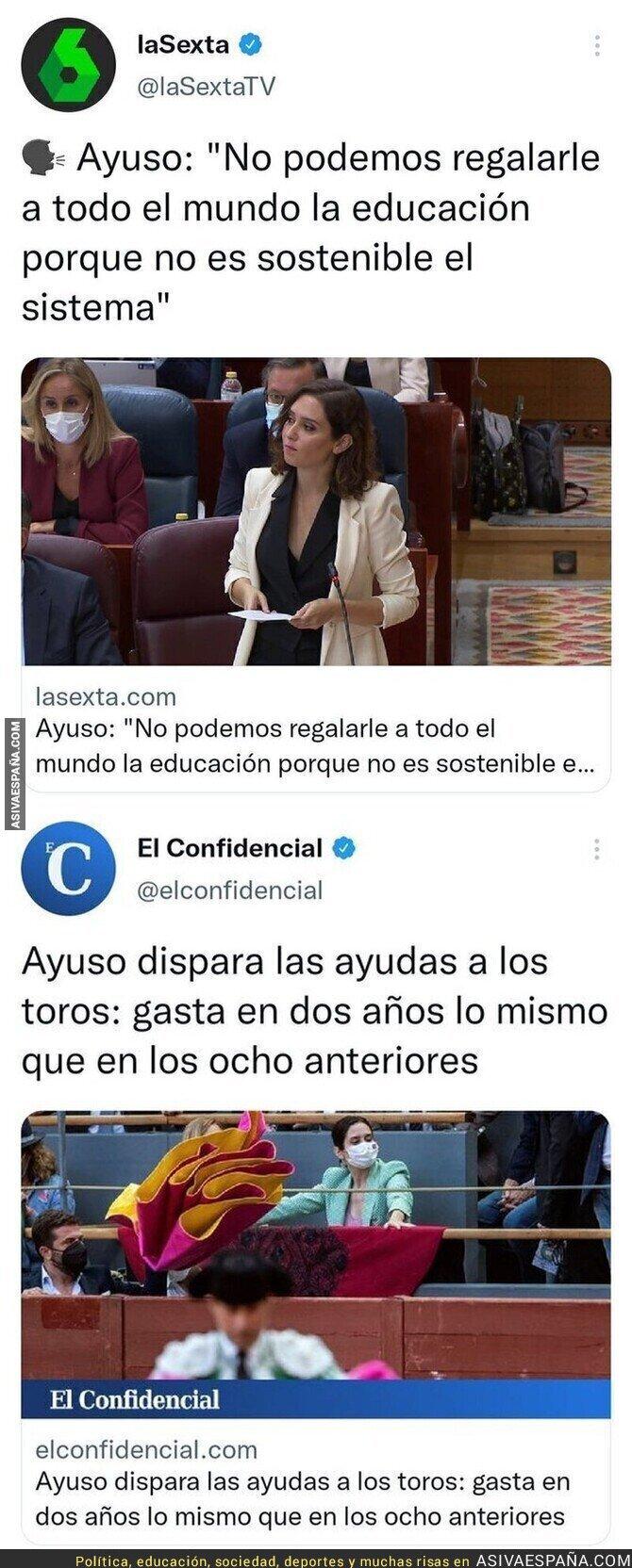 944178 - Con ustedes: Isabel Díaz Ayuso