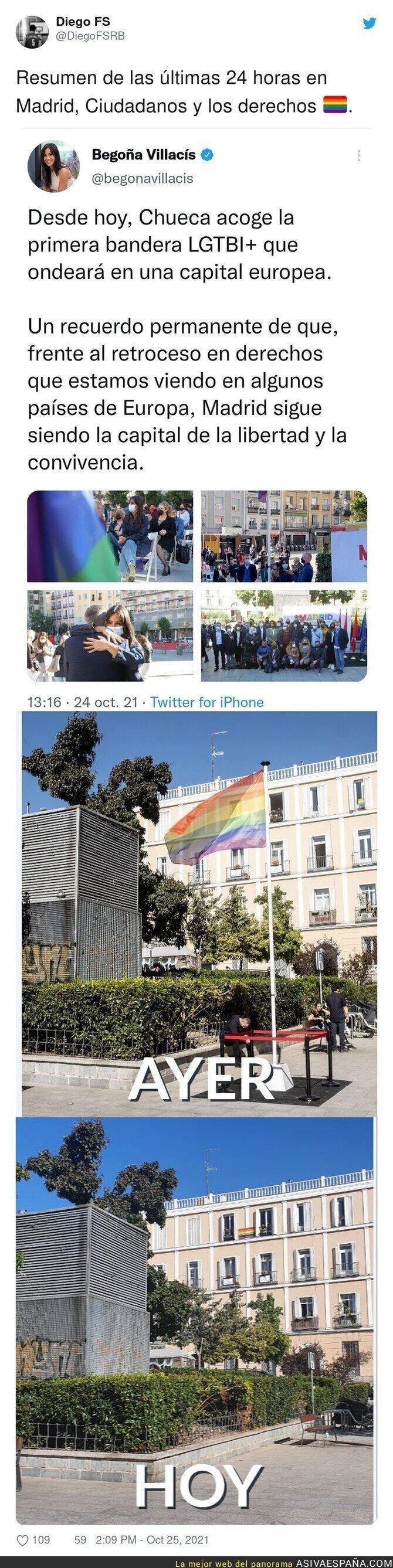 946098 - Esta es la Madrid de las libertades en Madrid con Ciudadanos y PP