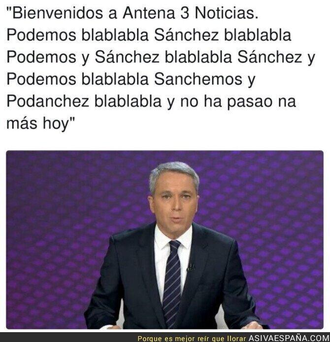 946311 - Poco más cuentan en Antena 3 Noticias