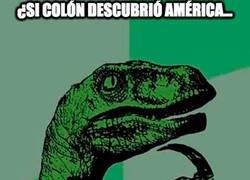 Enlace a El misterio sobre el descubrimiento de América