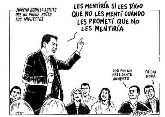 Otros - Políticos honestos en España