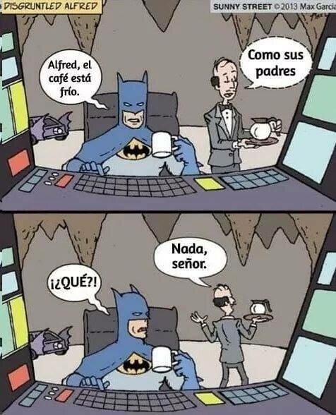 Otros - Lanzándole indirectas a Batman
