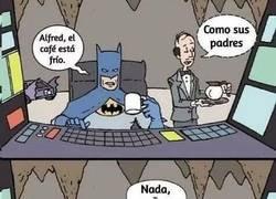 Enlace a Lanzándole indirectas a Batman