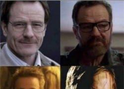 Enlace a El gran cambio de los actores de Breaking Bad