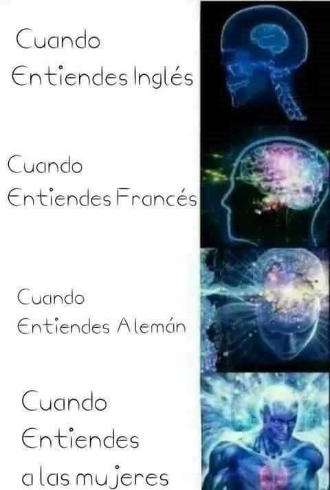 Meme_otros - Diferentes idiomas y su complicación para entenderlos