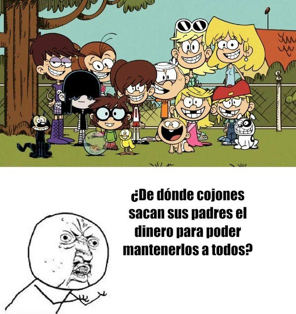 Y_u_no - ¿El padre es Bill Gates?