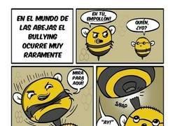 Enlace a Las abejas no se pueden pasar de trolls