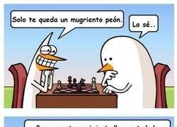 Enlace a Las partidas de ajedrez son un auténtico drama viéndolo desde el otro lado