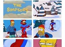 Enlace a Desde ese día Ned Flanders no levantó cabeza