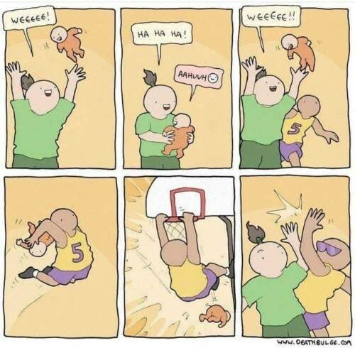 Otros - Hora de jugar a baloncesto