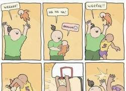 Enlace a Hora de jugar a baloncesto
