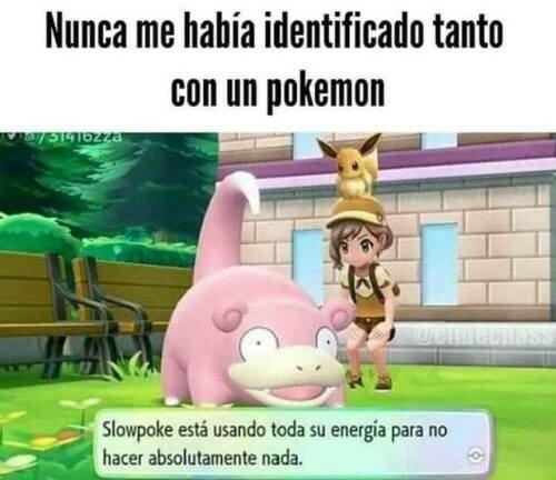 Meme_otros - El Pokémon que nos representa a todos