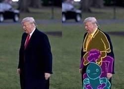 Enlace a El secreto de Trump sale a la luz