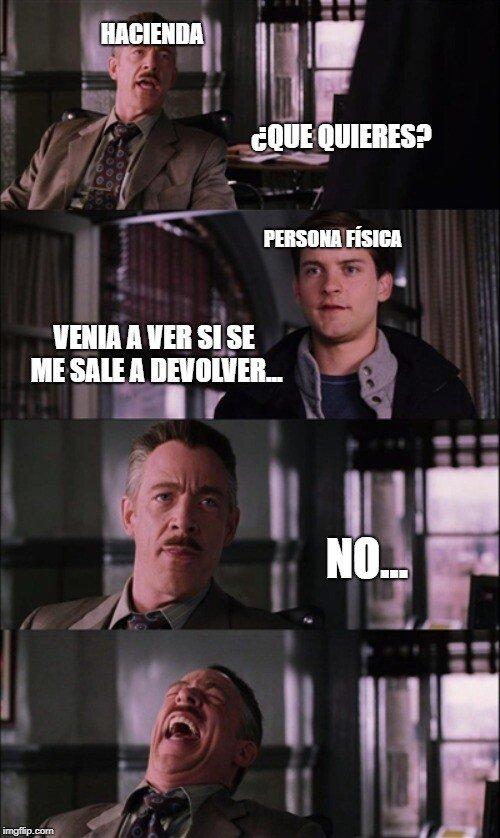 Meme_otros - Agencia tributaria de España