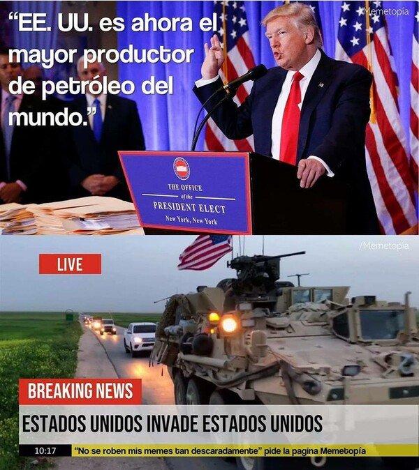Meme_otros - La que se va a liar en Estados Unidos