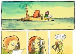 Enlace a Esto es lo que ocurre cuando tu mensaje de socorro le llega a un amante de la naturaleza
