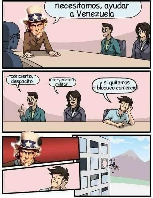 Otros - Formas de ayudar a Venezuela