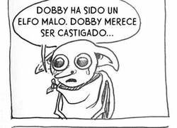 Enlace a Dobby será castigado como merece