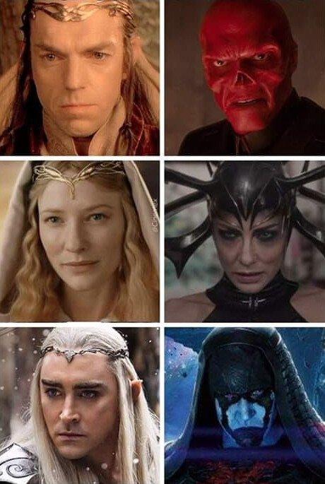 Meme_otros - Nunca confíes en un elfo