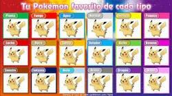Enlace a Pokemons favoritos de mi madre