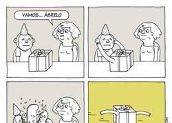 Enlace a Un regalo para que se divierta a lo grande
