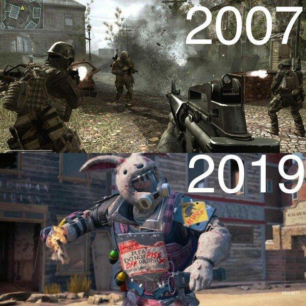 Otros - Los videojuegos han perdido seriedad