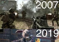 Enlace a Los videojuegos han perdido seriedad