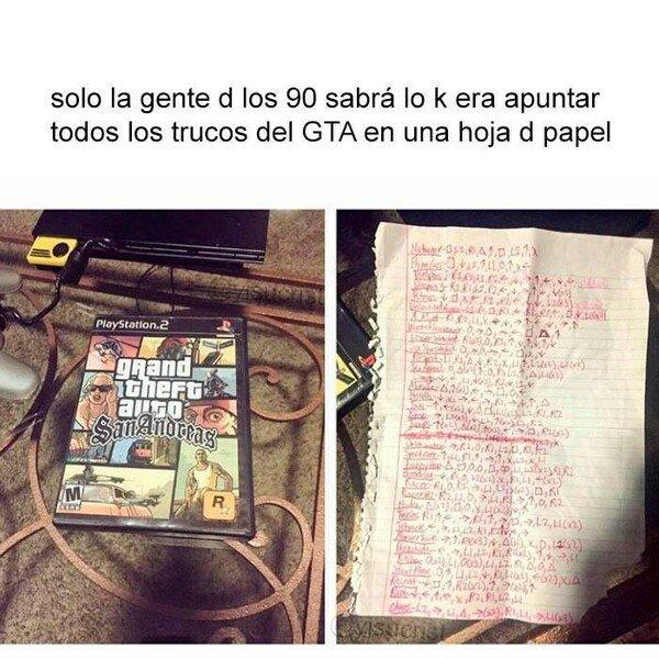 Meme_otros - Eran buenos tiempos con los videojuegos