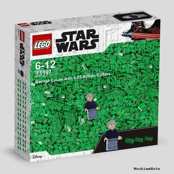Meme_otros - El mejor juego de Star Wars para LEGO
