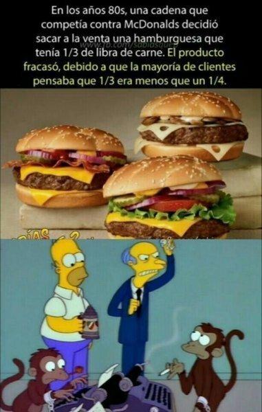 Meme_otros - La terrible campaña de marketing de estas hamburguesasa en los años 80