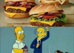 Enlace a La terrible campaña de marketing de estas hamburguesasa en los años 80