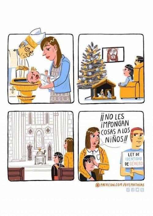 Otros - Al final son los padres desde el minuto cero