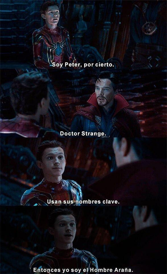 Meme_otros - Marvel es maravillosa