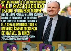 Enlace a Opinando sobre Capitana Marvel